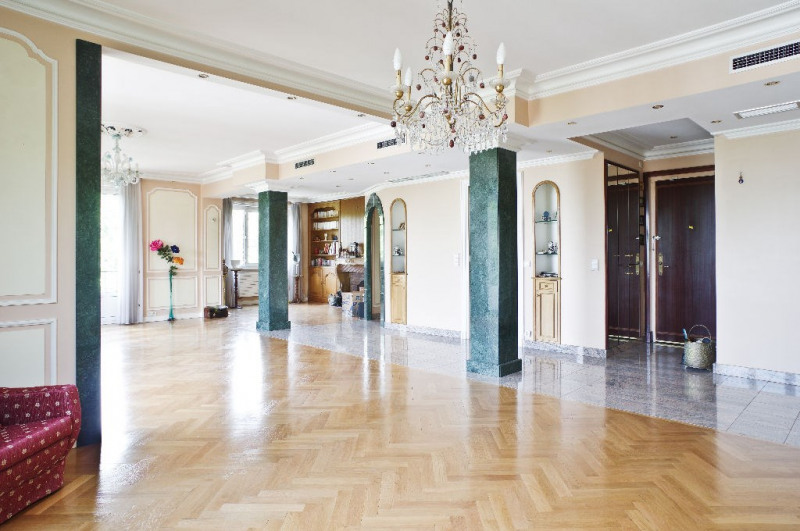 Lyon 6ème Tête d'Or Appartement d'exception 7 pièc