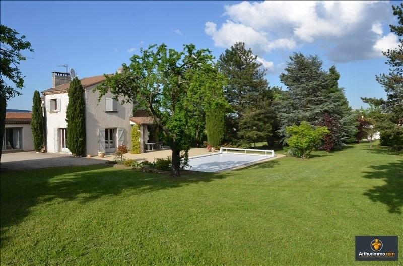 Vente maison / villa Roiffieux 369000€ - Photo 1