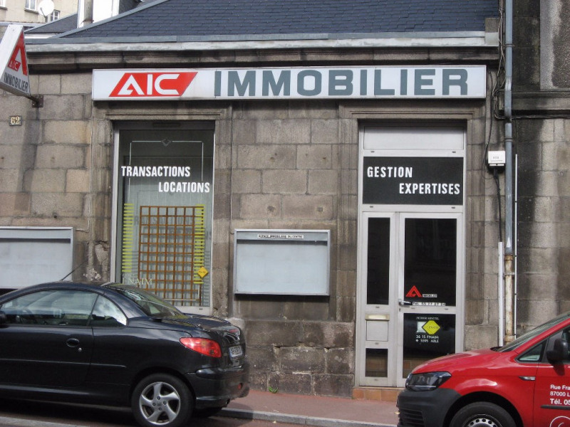 Location bureau Limoges 600€ HC - Photo 1