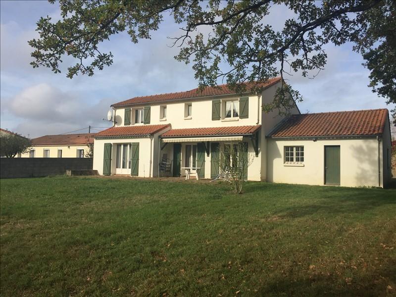 Sale house / villa Vallet 336900€ - Picture 1
