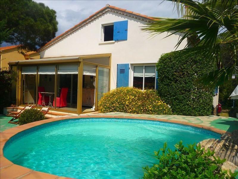 Vente maison / villa Frejus 490000€ - Photo 1