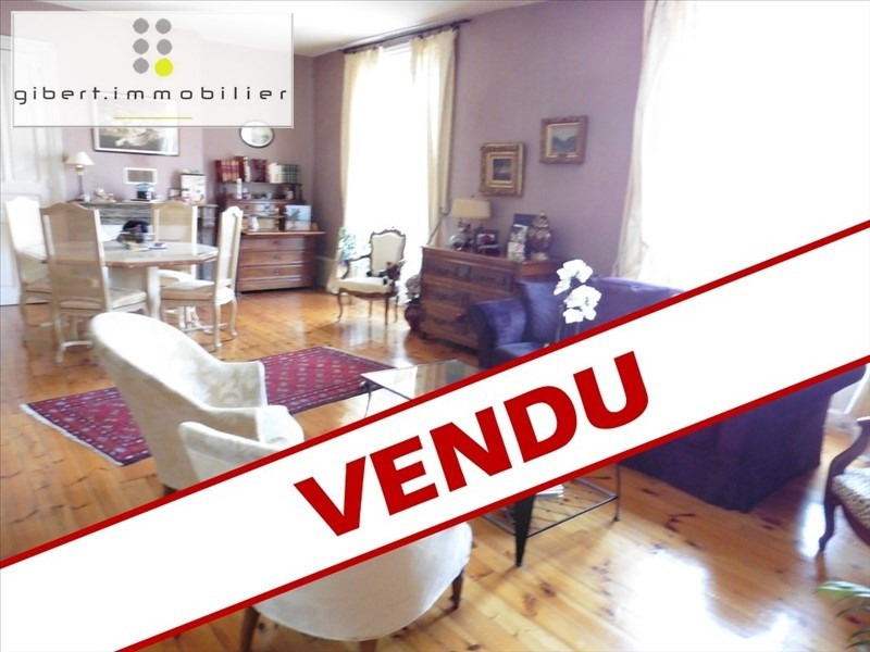 Vente appartement Le puy en velay 123 000€ - Photo 1