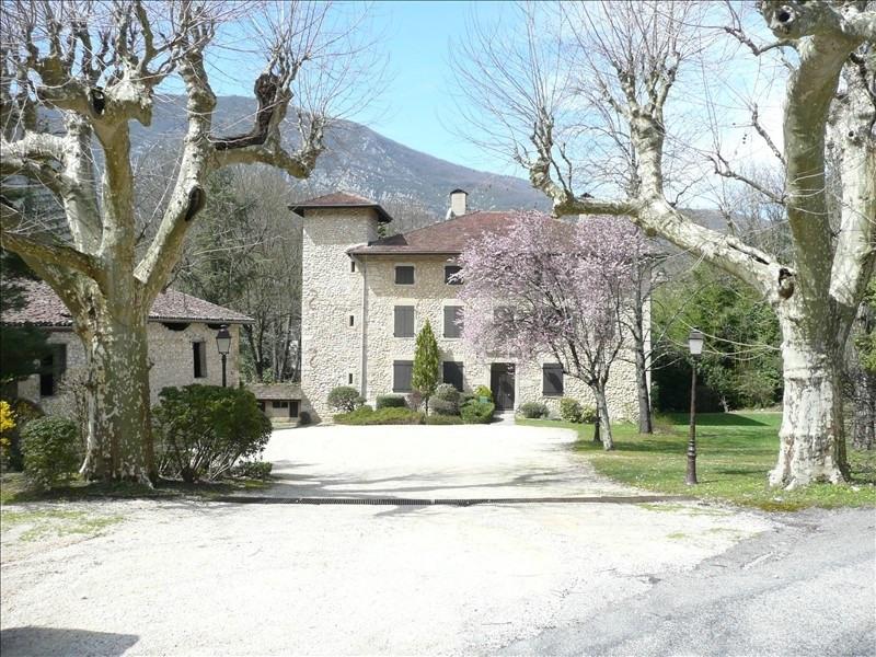Vente de prestige maison / villa St jean en royans 776000€ - Photo 2