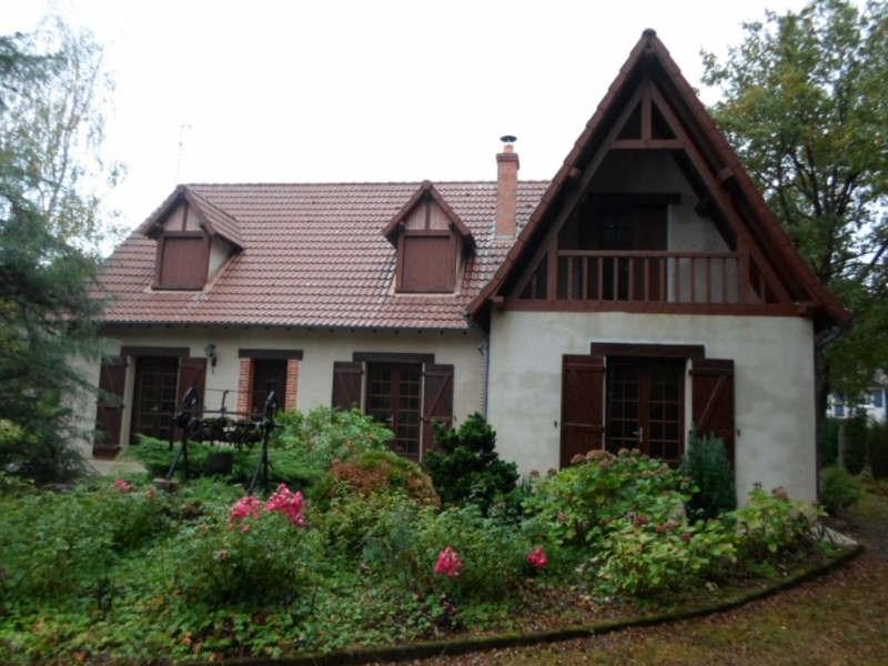Sale house / villa Villefranche sur cher 201400€ - Picture 1