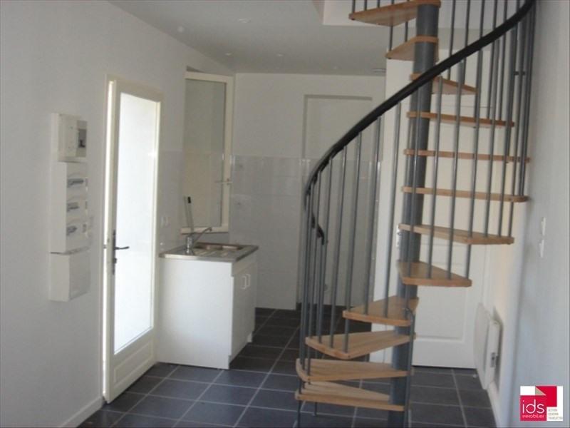 Locação casa St pierre d allevard 492€ CC - Fotografia 1