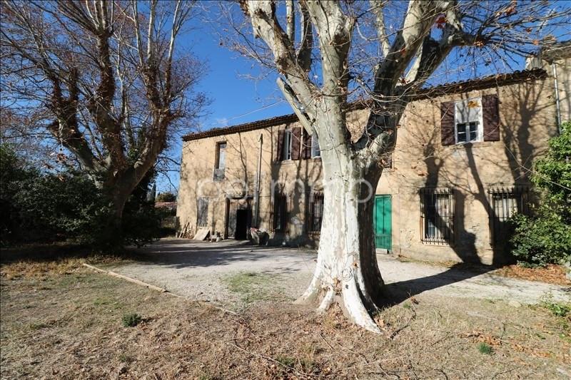Vente maison / villa Pelissanne 398000€ - Photo 1