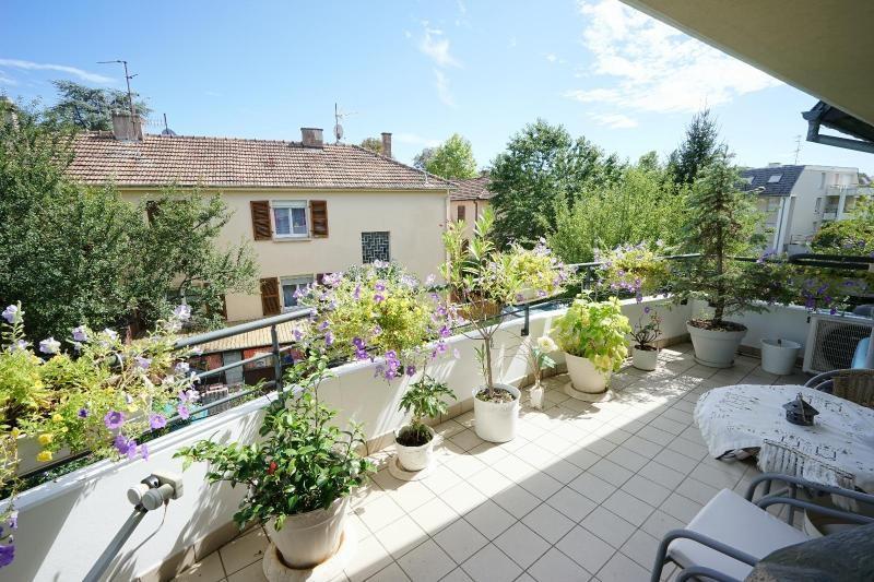 Verkoop  appartement Strasbourg 325000€ - Foto 7