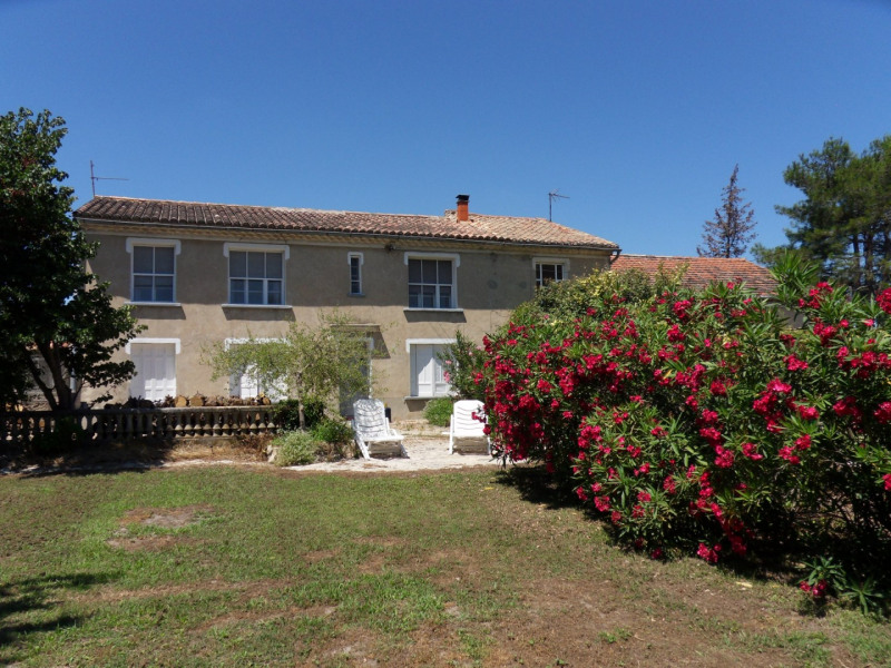 Vente maison / villa Althen des paluds 420000€ - Photo 1