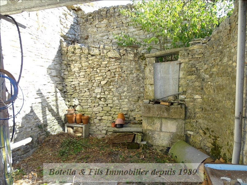 Sale house / villa Barjac 149 001€ - Picture 1
