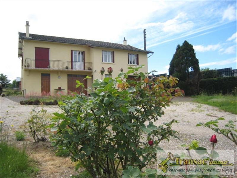 Vente maison / villa Puy guillaume 160815€ - Photo 1
