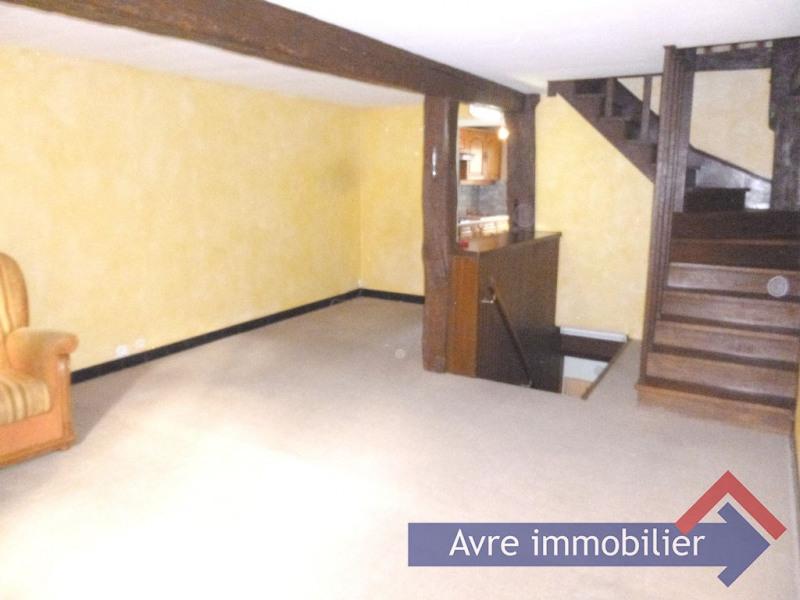 Vente maison / villa Verneuil d'avre et d'iton 115000€ - Photo 4