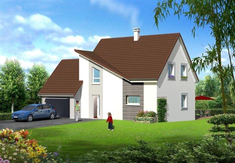 Maison  5 pièces + Terrain 847 m² Tavey par MAISONS ROCBRUNE