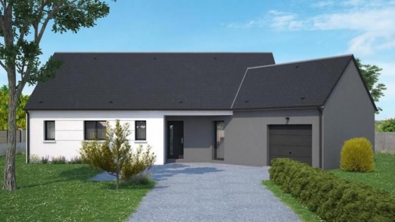 Maison  4 pièces + Terrain 787 m² Esvres par maisons Ericlor
