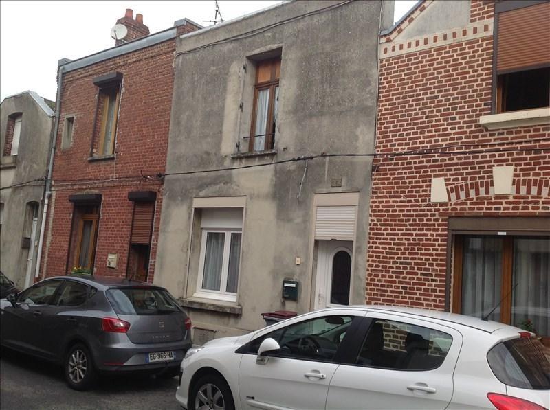 Sale house / villa St quentin 75000€ - Picture 1