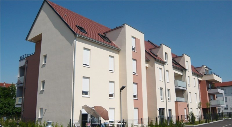 Sale apartment Colmar 156 000€ - Picture 1