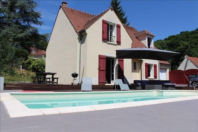 Sale house / villa Crepy en valois 280000€ - Picture 1