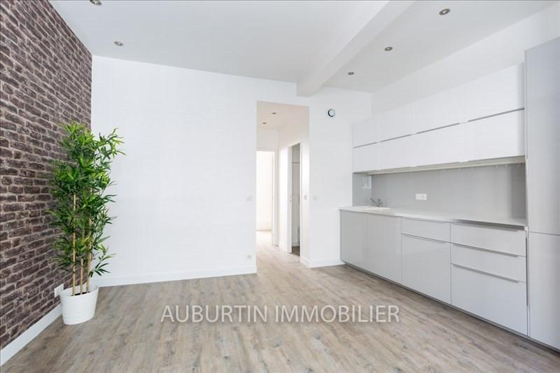 Vente appartement Paris 18ème 279000€ - Photo 1
