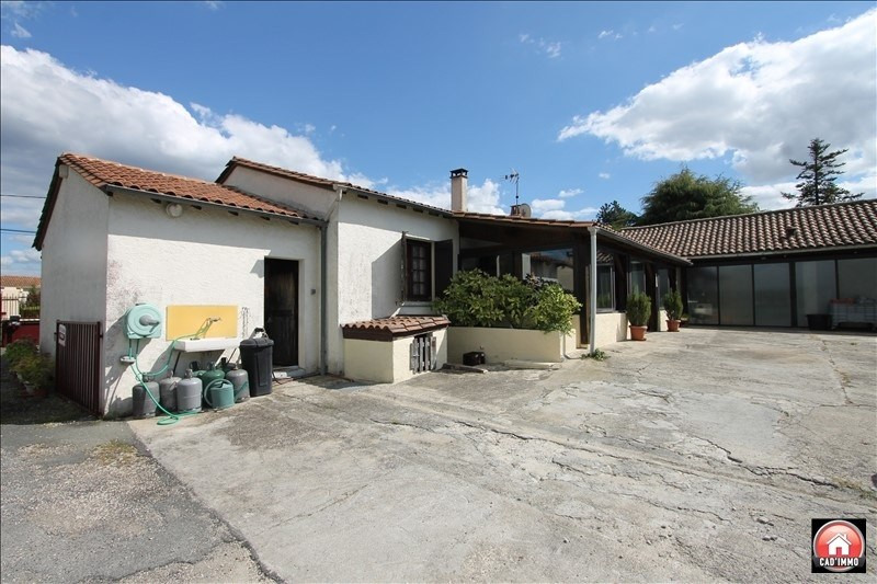 Sale house / villa St germain et mons 175000€ - Picture 7