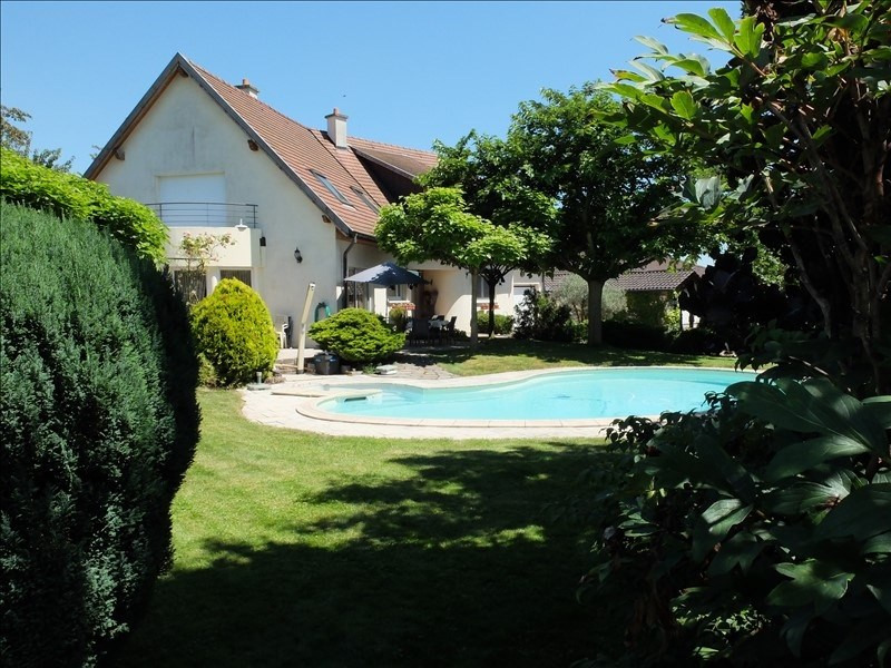 Deluxe sale house / villa Hochstatt 680000€ - Picture 1