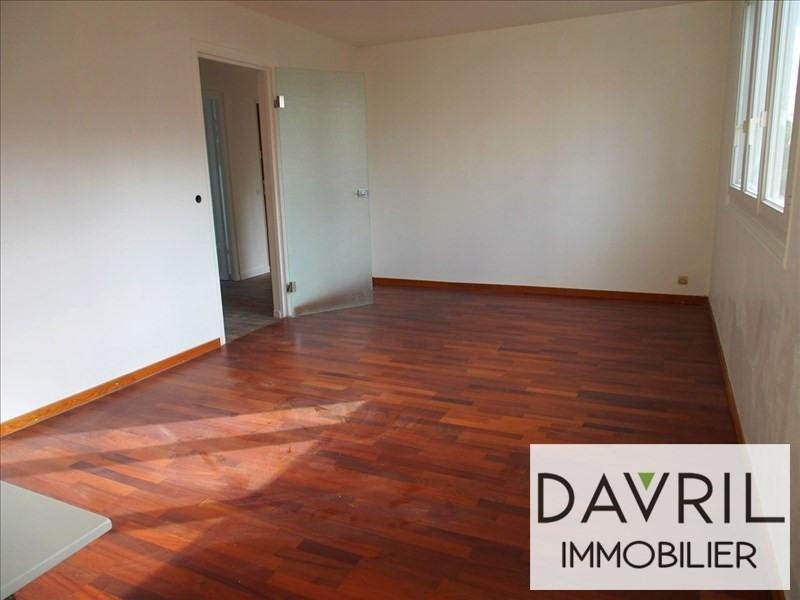 Sale apartment Maurecourt 188500€ - Picture 2
