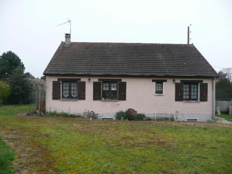 Sale house / villa Cernoy en berry 113000€ - Picture 2