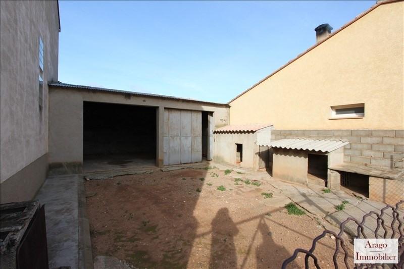 Vente maison / villa Salses le chateau 179800€ - Photo 8