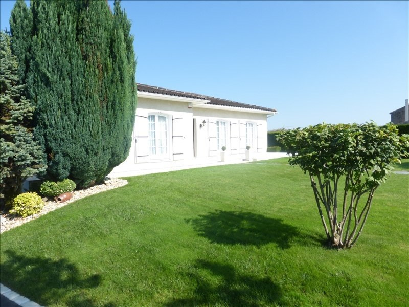 Vente maison / villa Cognac 367000€ - Photo 1