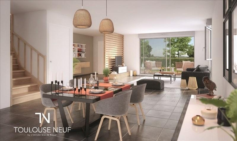 Vente maison / villa Toulouse 323900€ - Photo 5