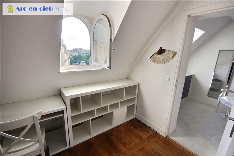 Revenda apartamento Paris 16ème 449000€ - Fotografia 6