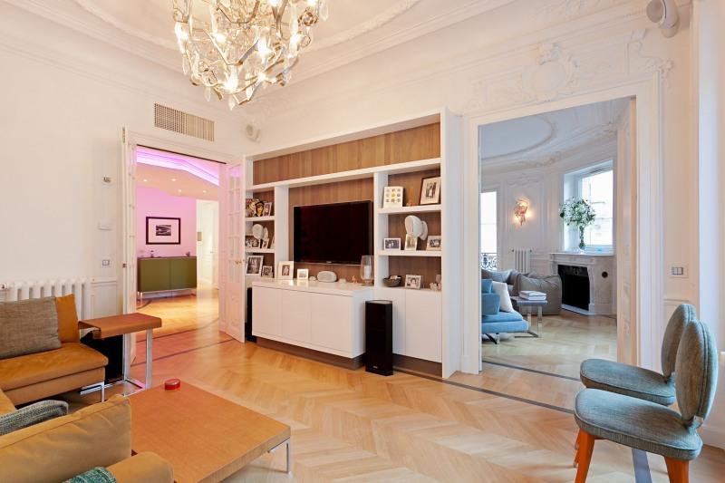 Vente de prestige appartement Paris 8ème 4800000€ - Photo 3