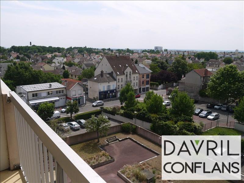 Sale apartment Conflans ste honorine 165000€ - Picture 2