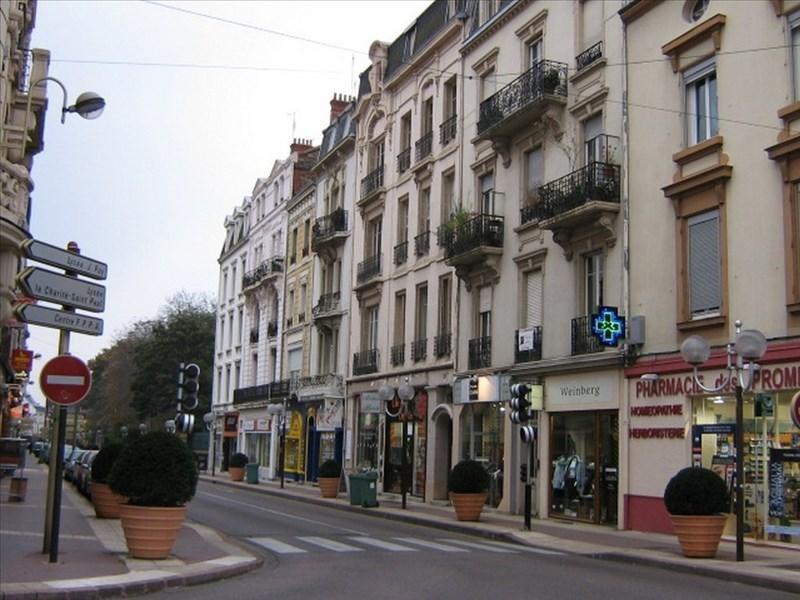 Rental apartment Roanne 250€ CC - Picture 1