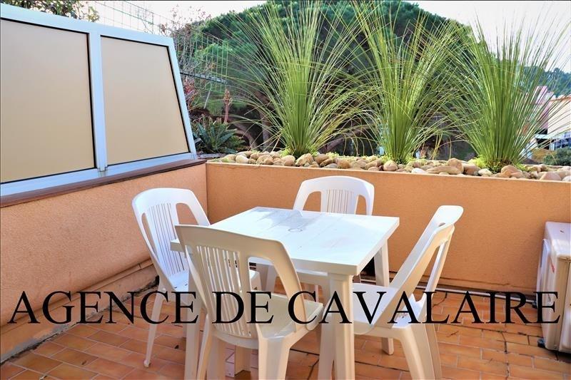 Sale apartment Cavalaire sur mer 99000€ - Picture 1