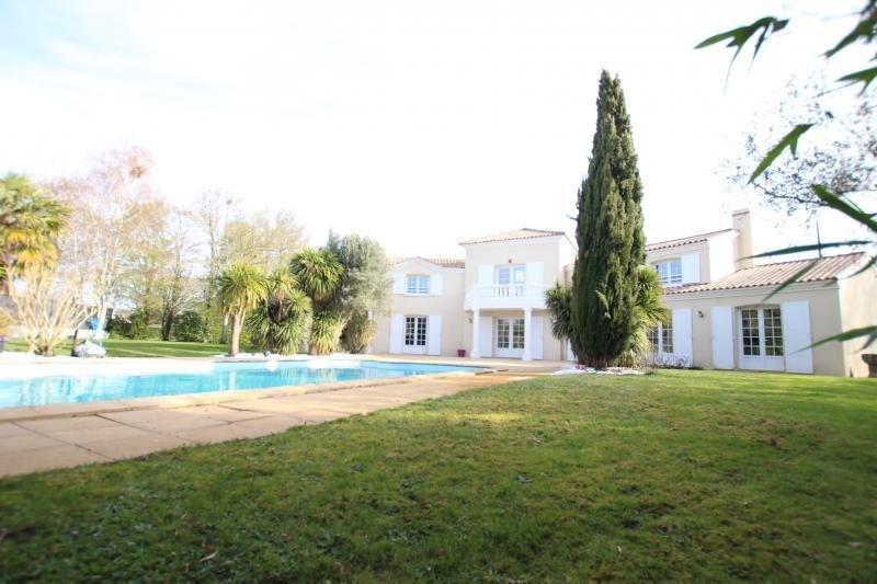 Vente de prestige maison / villa Pont st martin 600000€ - Photo 2