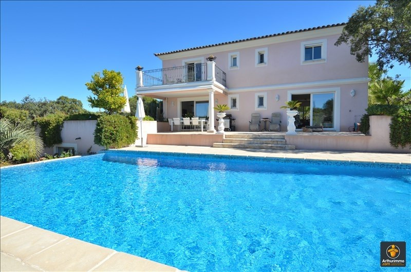 Deluxe sale house / villa St aygulf 1 140 000€ - Picture 1