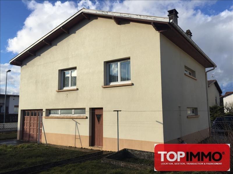 Vente maison / villa St die 99000€ - Photo 3
