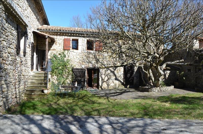 Vente de prestige maison / villa Vallon pont d arc 613600€ - Photo 3