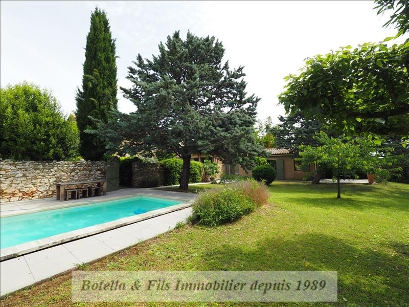 Deluxe sale house / villa Uzes 849000€ - Picture 15