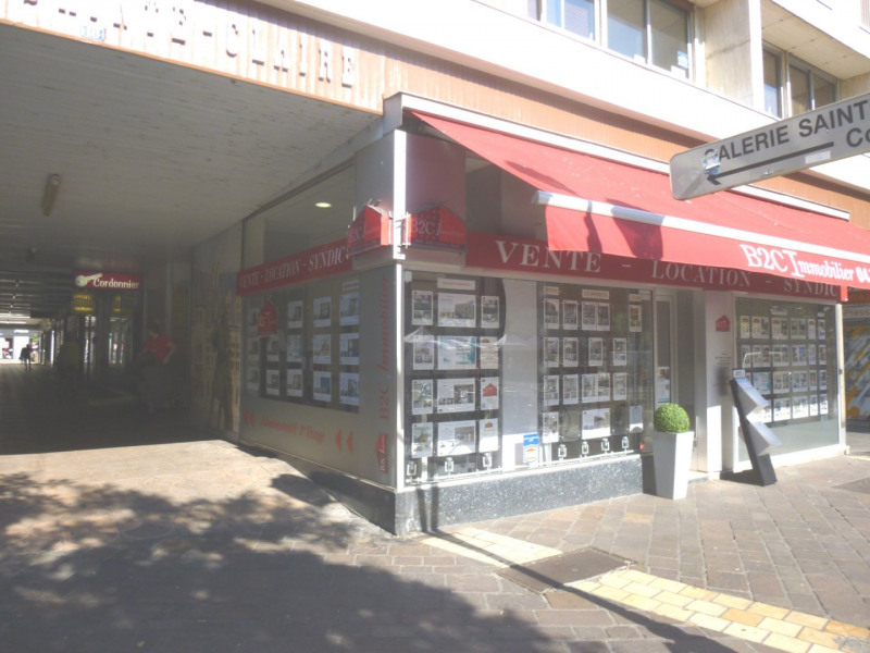 Commercial lease transfer shop Grenoble  - Picture 1