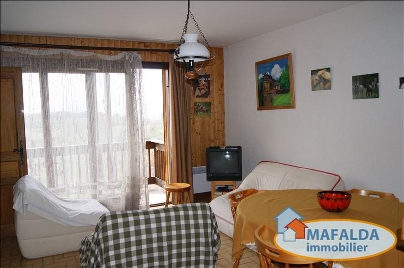 Sale apartment Mont saxonnex 99900€ - Picture 1