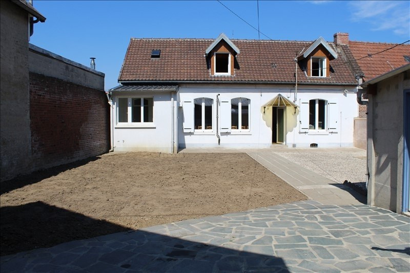 Vente maison / villa Bertincourt 80 000€ - Photo 1