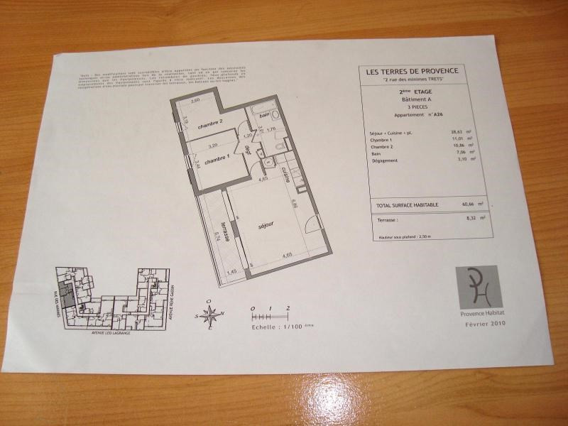 Location appartement Trets 831€ CC - Photo 4