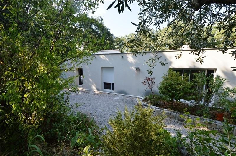Verkoop  huis Rochefort du gard 475000€ - Foto 10
