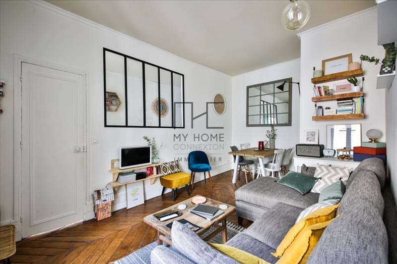 Sale apartment Paris 8ème 432 000€ - Picture 2