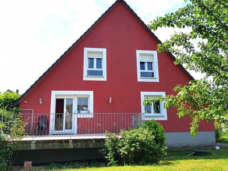 Sale house / villa Fegersheim 425000€ - Picture 2