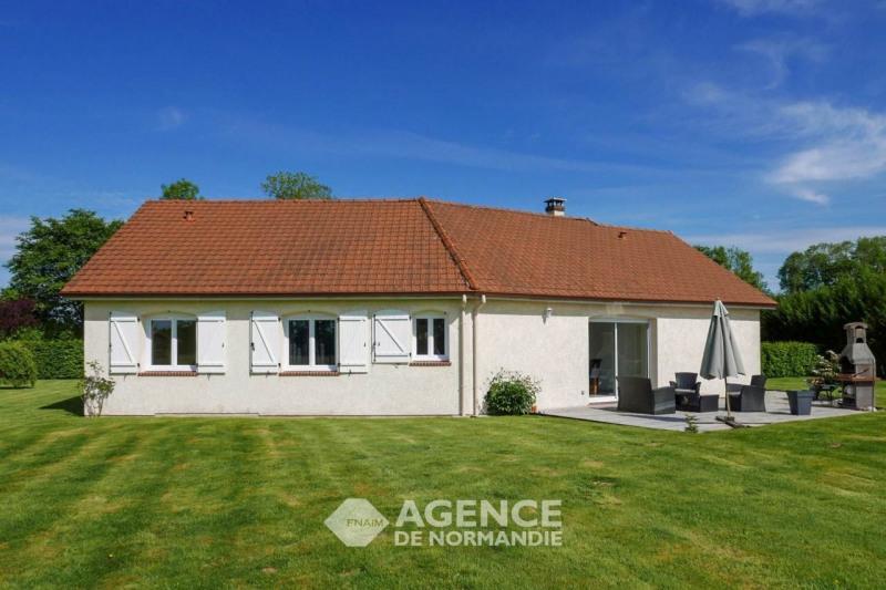 Sale house / villa Orbec 155000€ - Picture 1
