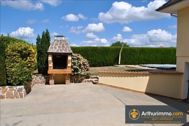 Vente maison / villa Bourgoin jallieu 279000€ - Photo 8