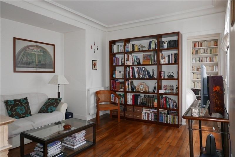 Vente appartement Paris 17ème 449280€ - Photo 1