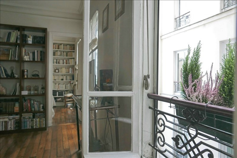 Vente appartement Paris 17ème 449280€ - Photo 3