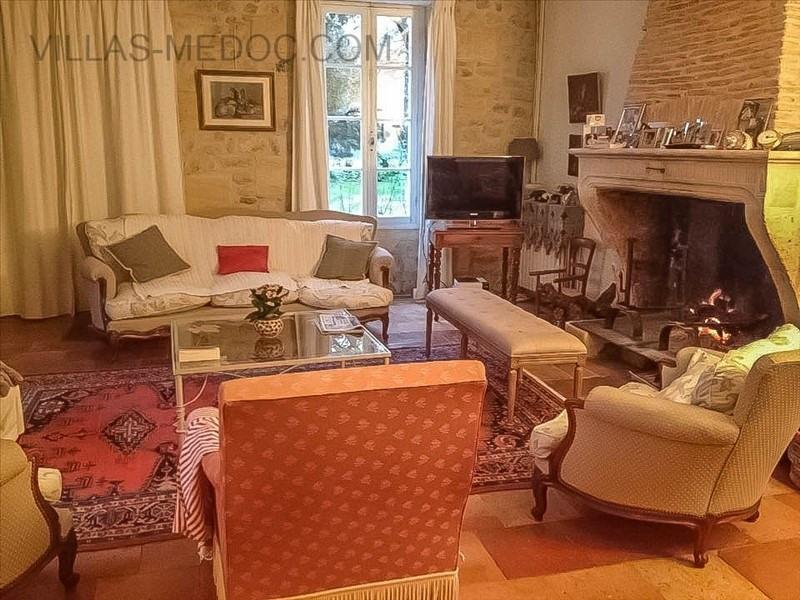Vente de prestige maison / villa Jau dignac et loirac 890000€ - Photo 6